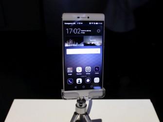 Huawei P8 (Bild: CNET).