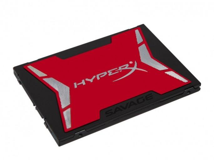 SSD Hyper-X-Savage (Bild: Kingston)g