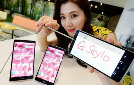 LG G Stylo (Bild: LG Electronics)