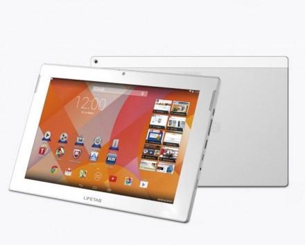 Als Betriebssystem kommt auf dem Lifetab S10346 Android 4.4 zum Einsatz (Bild: Medion).