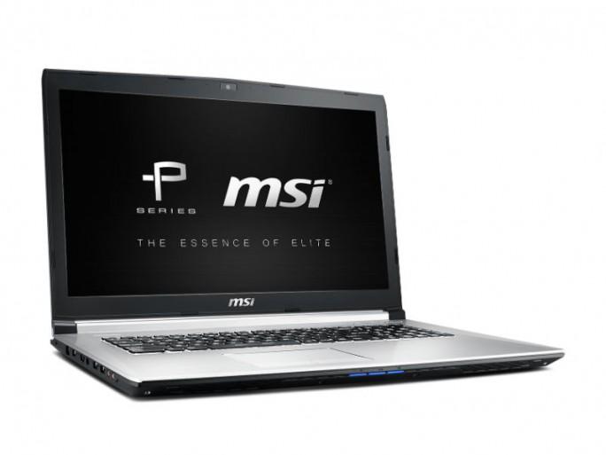 MSI PE70-2QE (Bild: MSI)