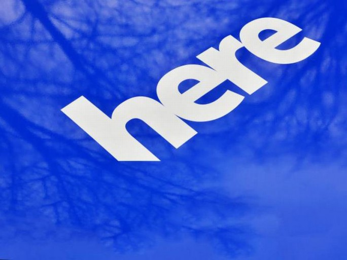 Nokia Here Logo (Grafik: Nokia)