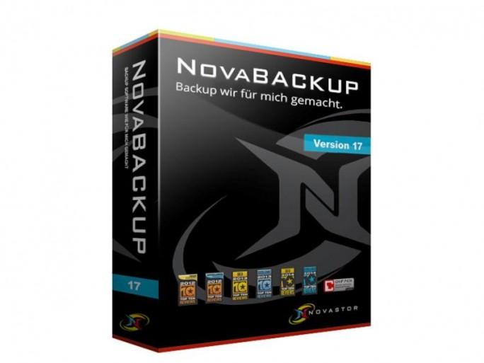 Novabackup 17 (Bild: Novastor)