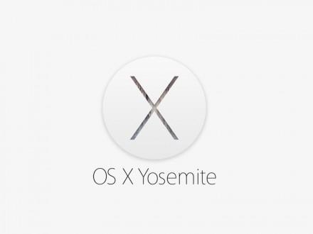 OS X 10.10 Yosemite (Bild: Apple)