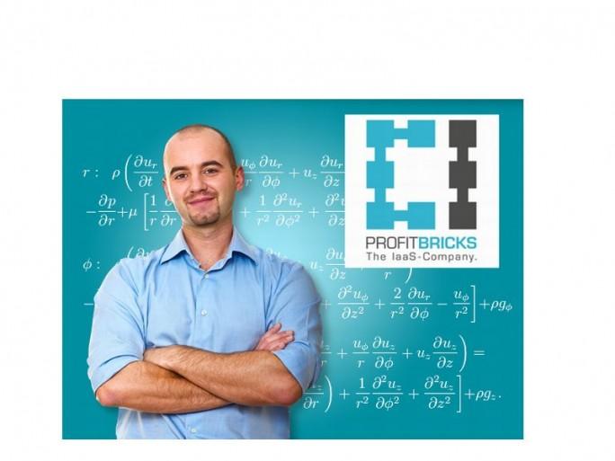 Profitbricks (Bild und Logo Profitbricks)