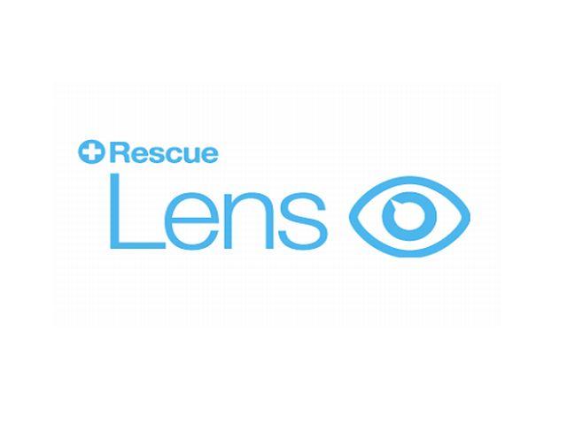 Rescue Lens Logo (Bild: LogMeIn)