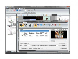 VSCD Free Video Editor (Bild: Flash-Integro)