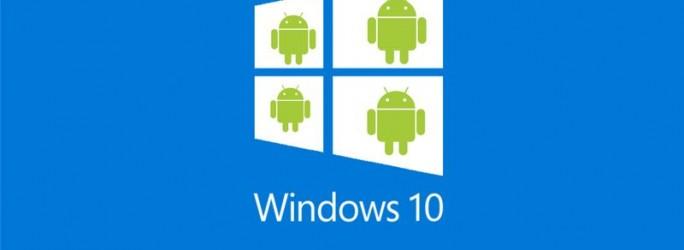 Android auf Windows 10 (Grafik: ITespresso)