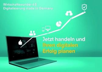 Wirtschaftswunder 4.0 (Bild: Deutsche Telekom AG)