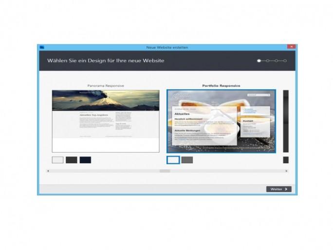 Zeta Producer HTML-Assistent (Bild: Zeta Software GmbH)