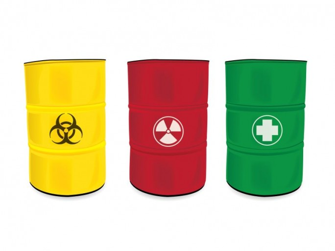 Chemikalen Warnung (Bild: Sshutterstock/2-ooPiag)