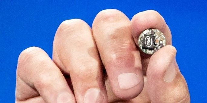 curie-button (Bild: Intel)