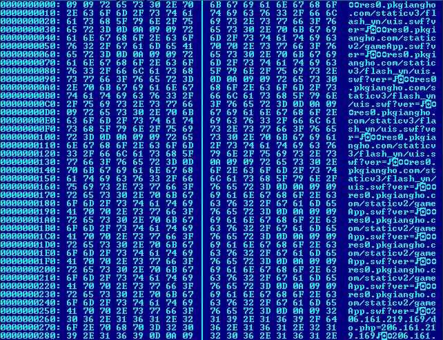 Schadcode (Bild: Eset)