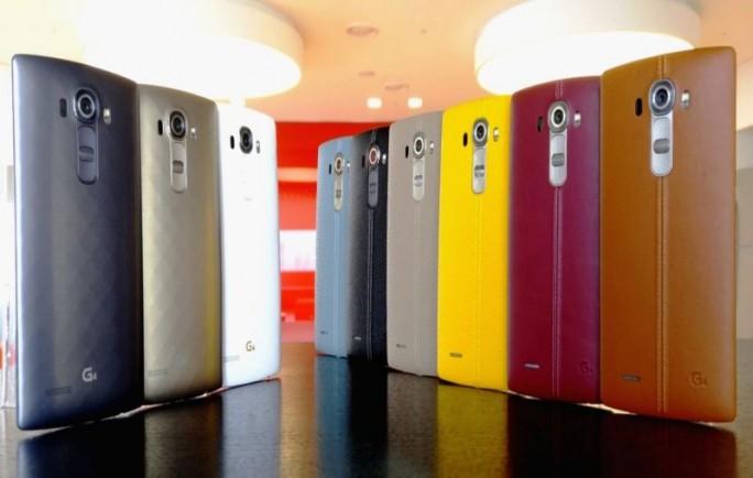 LG G4 (Bild: LG Electronics)