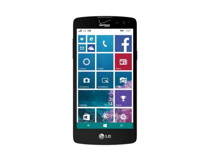 LG Lancet (Bild: Microsoft)