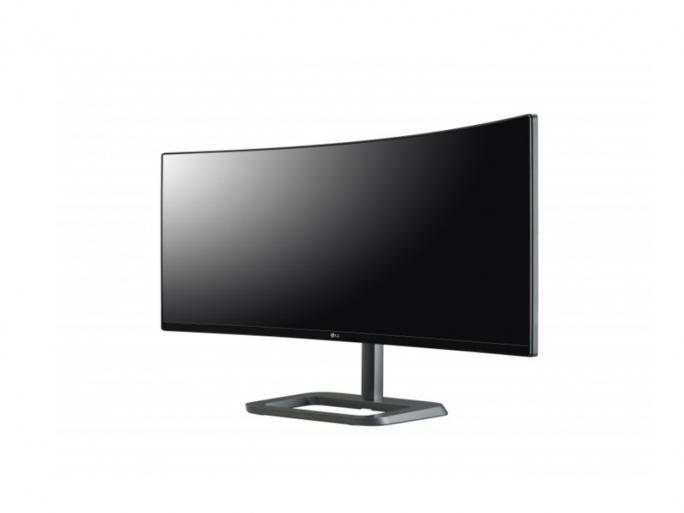 LG Ultrawide Curved-Monitor (Bild: LG)