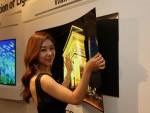 LG präsentiert extrem dünnen OLED-Fernseher mit 55 Zoll