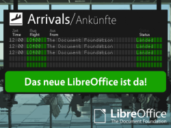 LibreOffice (Bild: TDF)