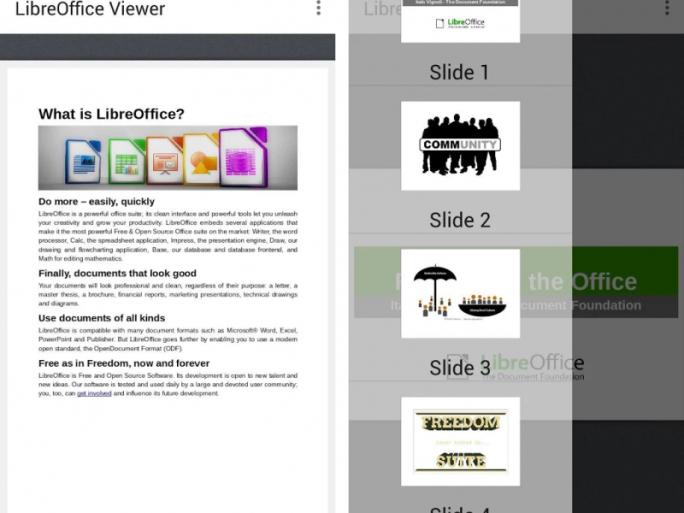 Der LibreOffice Viewer bietet jetzt auch rudimentäre Editieroptionen, die aber noch experimentell sind (Bild: Collabora).