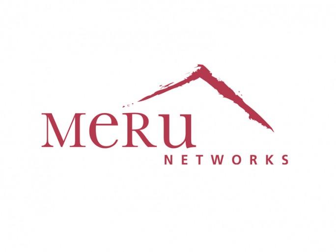 Meru Networks Logo (Grafik: Meru Networks)