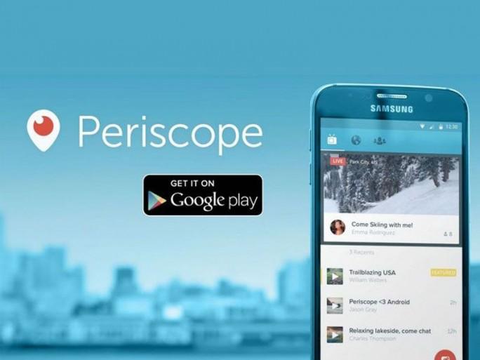 Periscope für Android (Screenshot: ITespresso)