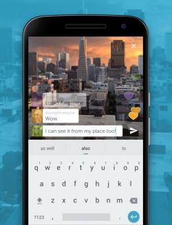 Periscope nun auch für Android verfügbar (Screenshot: ITespresso)