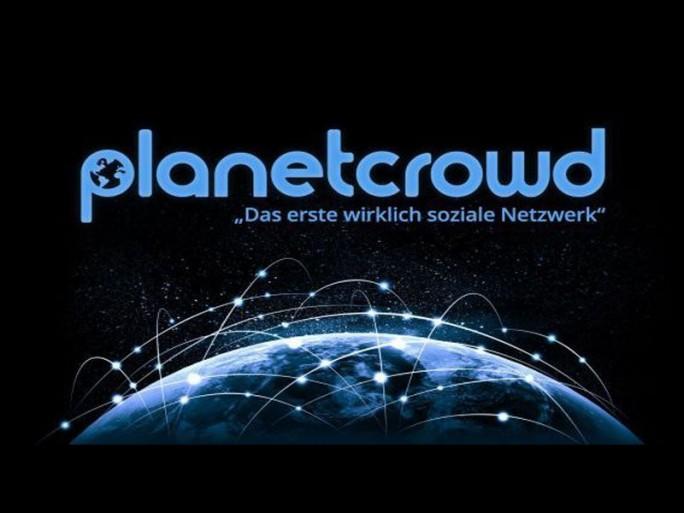 Planetcrowd Logo (Grafik: Earthbook e.V.)