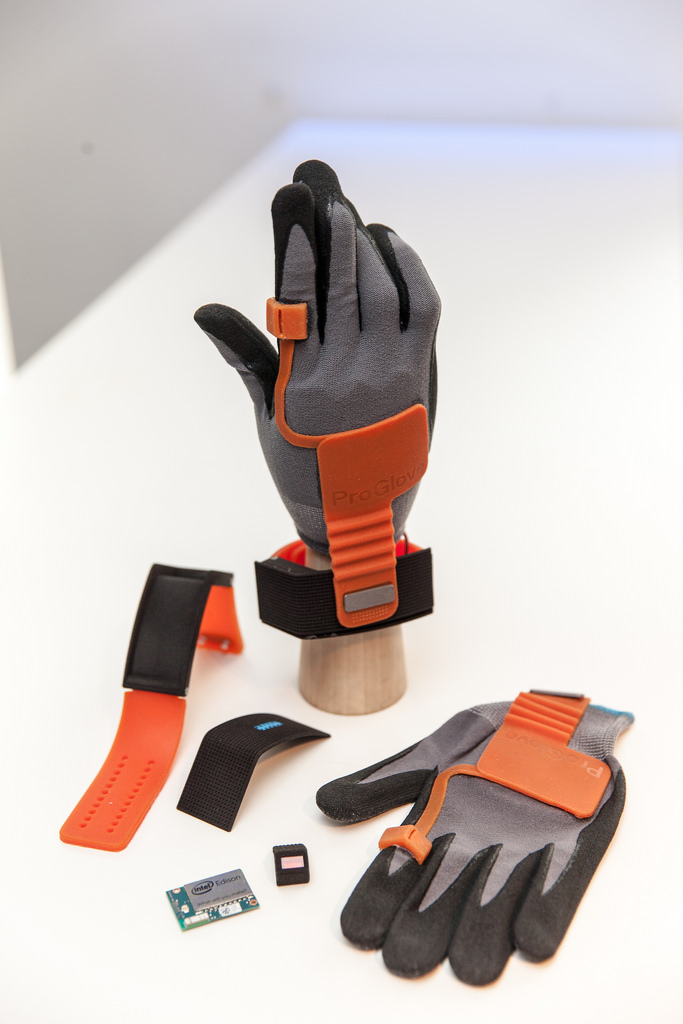 pro-glove (Bild: Intel)