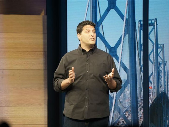 Microsoft-Manager Terry Myerson (Bild: Nate Ralph/CNET)