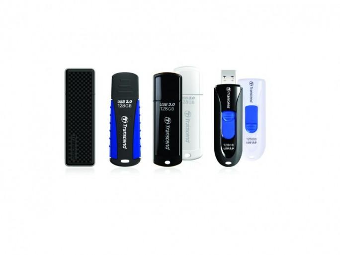 USB-3.0-Speichersticks (bild: Transcend)