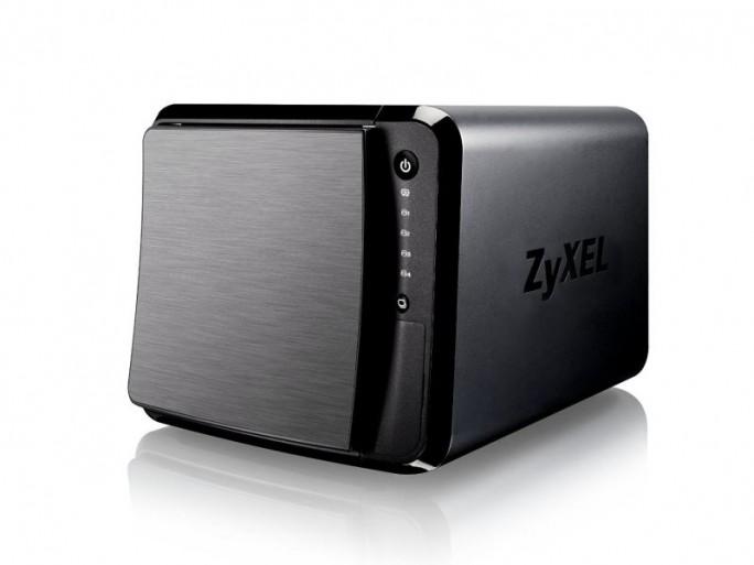 Zyxel NAS540 (Bild: Zyxel)