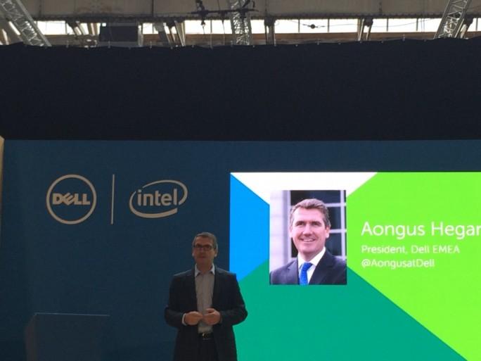 Aongus-Hegarty-Dell-EMEA (Bild: TechWeekEurope)