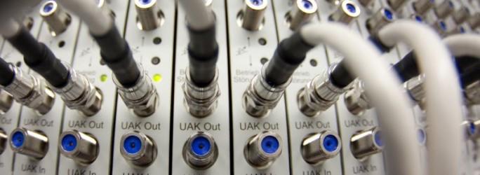 Kabel Deutschland Technik Kabelnetz (Bild: Kabel Deutschland/Ulrich Perrey)
