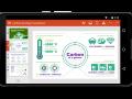 Die Android-Version für Tablets von Microsofts Powerpoint bietet elegante Bedienung und großen Funktionsumfang (Screenshot: Mehmet Toprak).