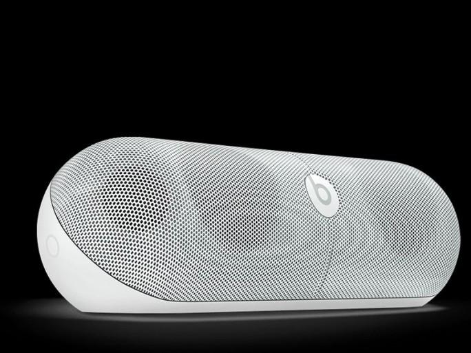 Der Bluetooth-Speaker Beats Pill XL ist im November 2013 von Beats by Dre vorgestellt worden und in fünf Farben verkauft worden (Bild: Beats)