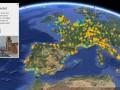 Google Earth Voyager (Bild: Google)