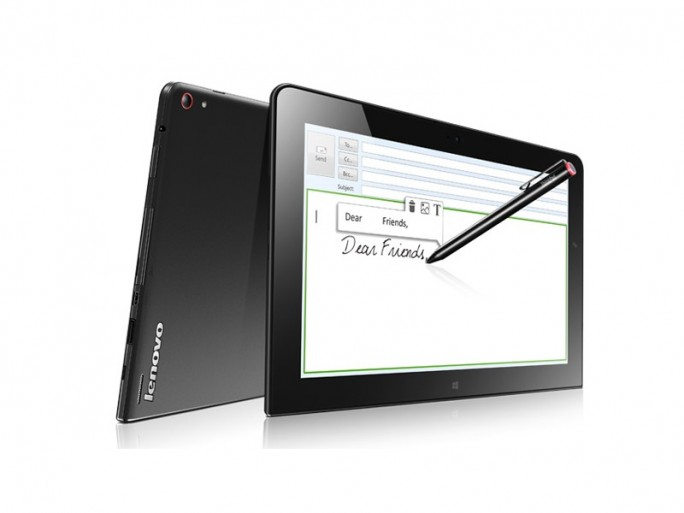 Lenovo Thinkpad 10 (Bild: Lenovo)