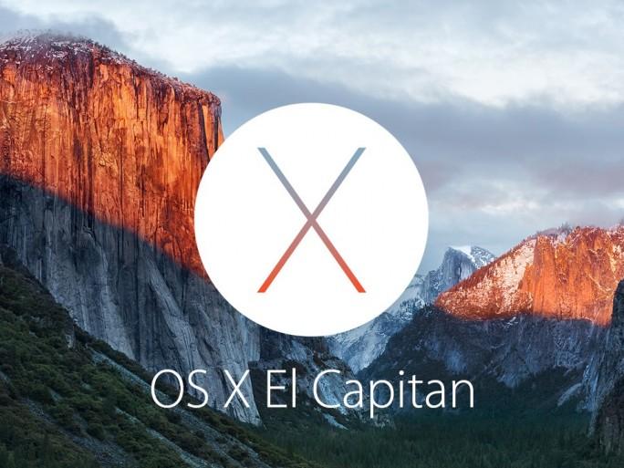 OS X El Capitan (Bild: Apple)