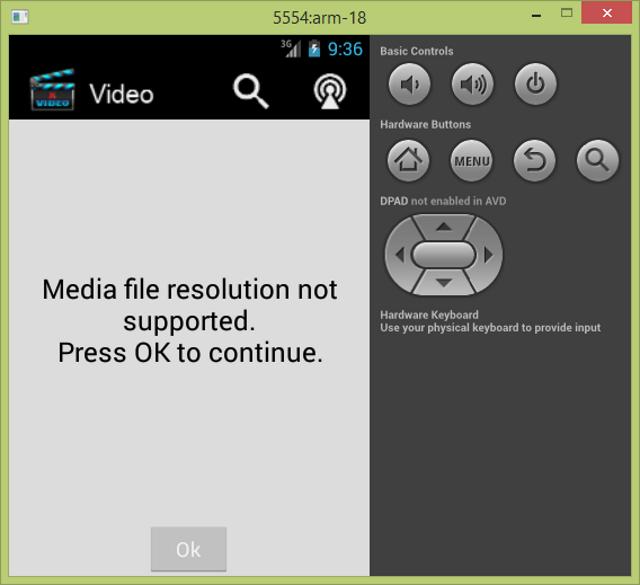 Android-Ransomware Android.Trojan.SLocker.DZ (Screenshot: Bitdefender)