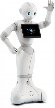 Roboter Pepper (Bild: Aldebaran)