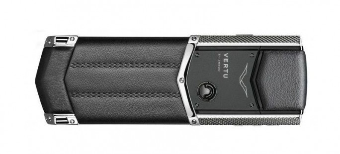 Vertu Signature Edition for Bentley (Bild: Vertu)