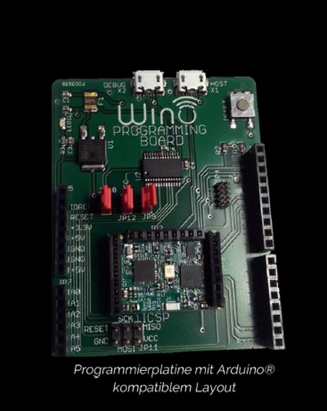 Winoboard 2 (Bild: Ingenieurbüro Kopp)