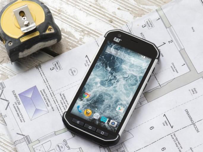 Cat Phones S40 (Bild: Bullitt)