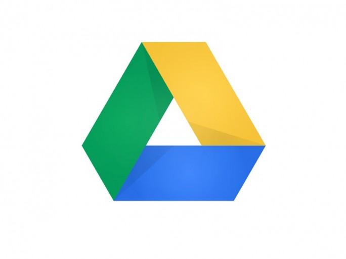 Google Driive Logo (Grafik: Google)