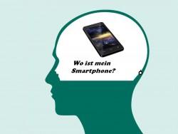Weitverbeitete Annahme: Was ich im Smartphone habe, brauche ich nicht im Kopf zu haben (Grafik: ITespresso mit Material von Kaspersky und Vodafone).