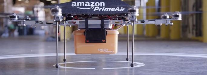 Amazon Prime Air (Bild: Amazon)