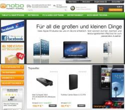 Anobo.de (Screenshot: ITespresso)