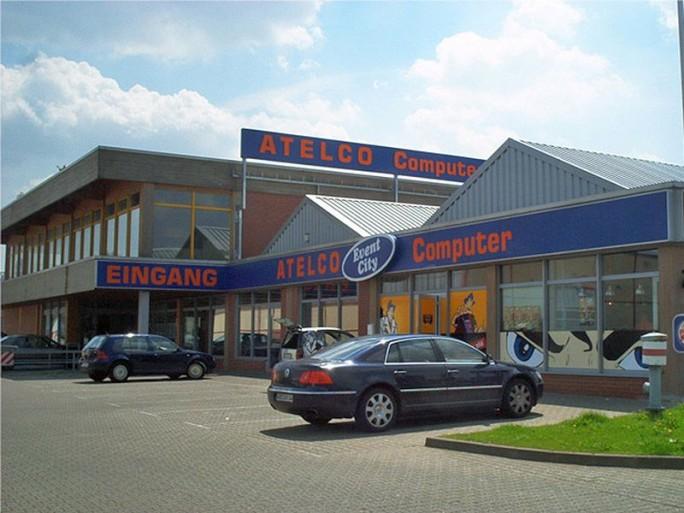 Atelco-Filiale in Aachen (Bild: Atelco)
