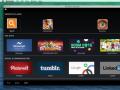 Android-Apps auf dem Mac (Bild: Bluestacks).