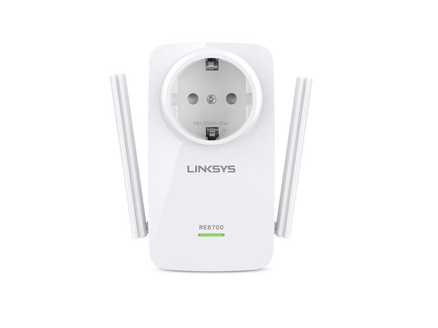 Linksys WLAN-Extender AC1200 (BIld: Linksys))